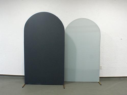 Duo de Arcos Romanos Cinza