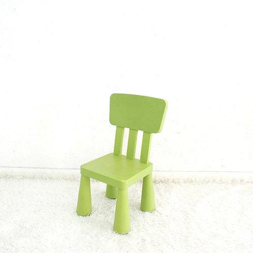Cadeirinha Infantil Verde