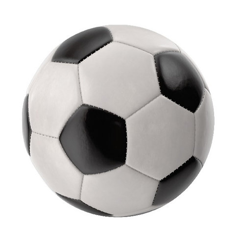 Painel Redondo Bola de Futebol