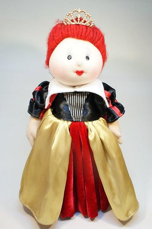 Boneca Rainha Vermelha