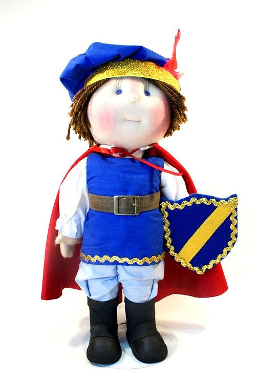 Boneco Príncipe Florian