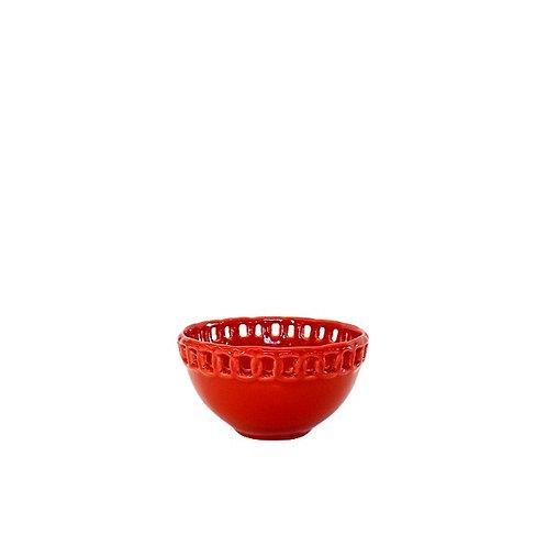 Bowl Vermelho Baixo