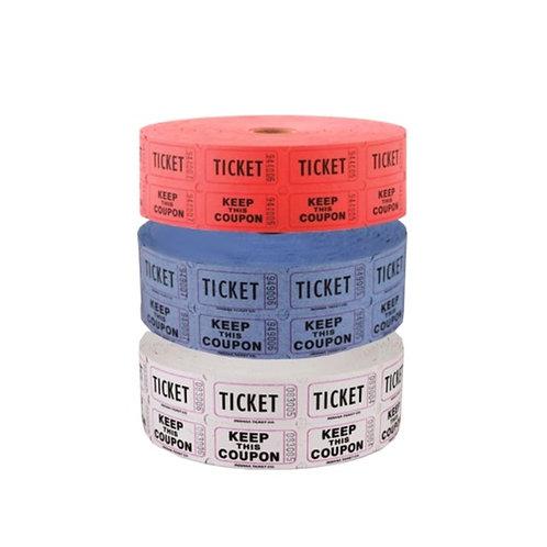Rolo de Ticket