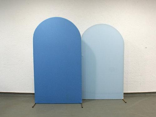 Duo de Arcos Romanos Azul Claro