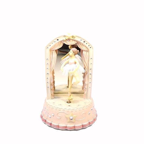 Bailarina no Palco