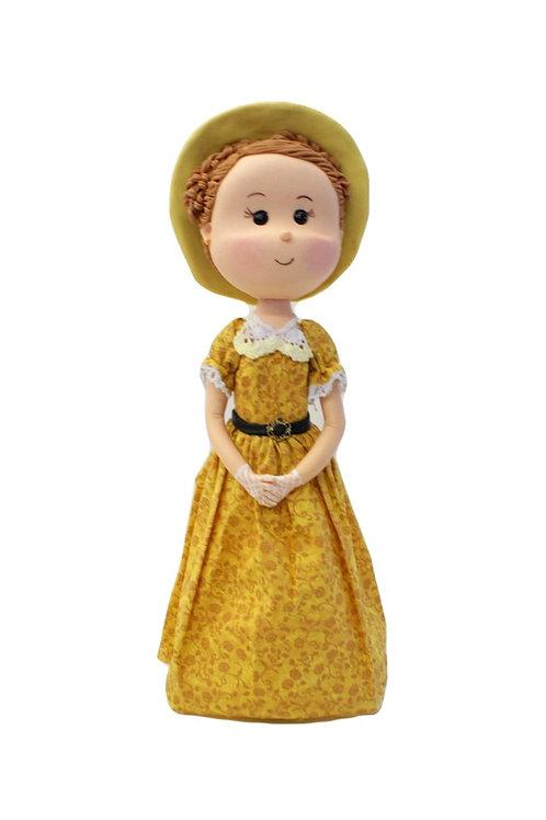 Boneca Irmã Amarela