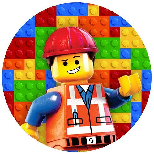 Painel Lego