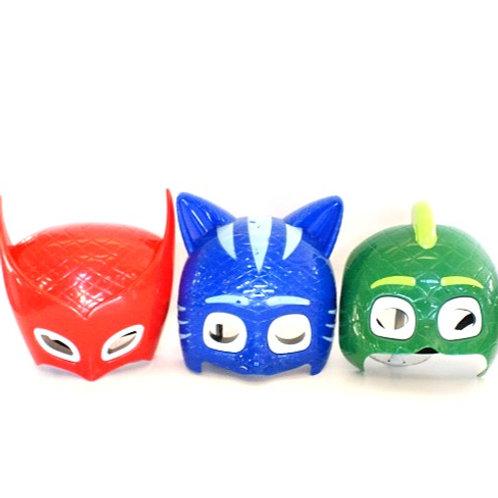 Trio de Máscaras PJ Masks