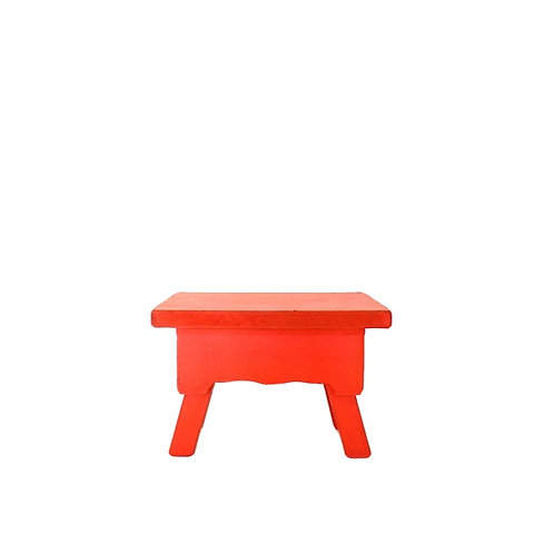 Banquinho Vermelho