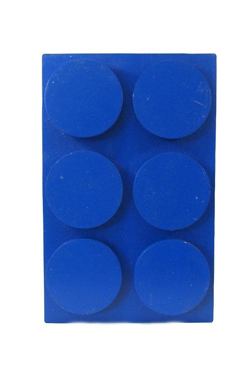 Cubo Lego Azul