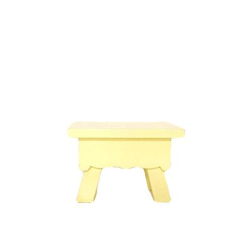Banquinho Amarelo BB