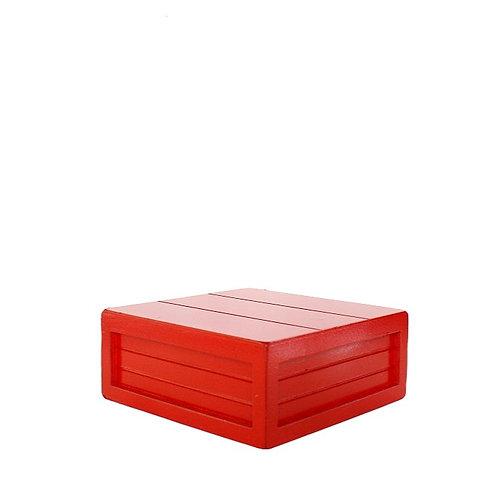 Caixa de Elevação Vermelha P