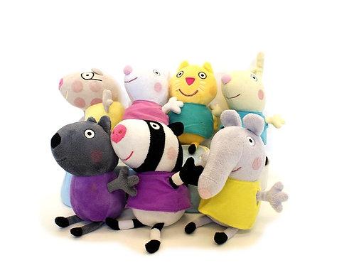 Amiguinhos Peppa Pig