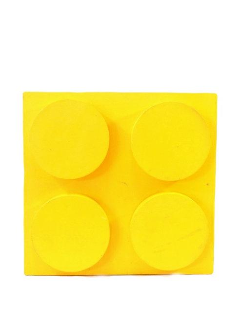 Cubo Lego Amarelo