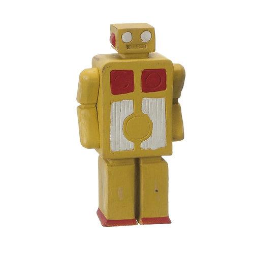 Robô Amarelo