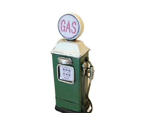 Bomba de Gasolina Verde