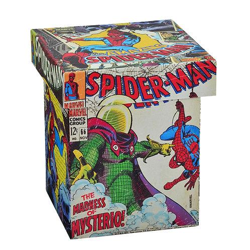 Caixa Marvel