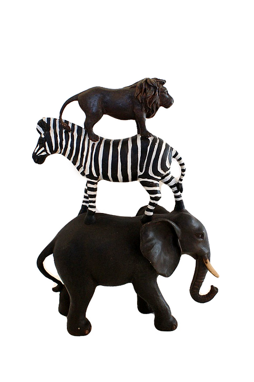 Escultura Safari