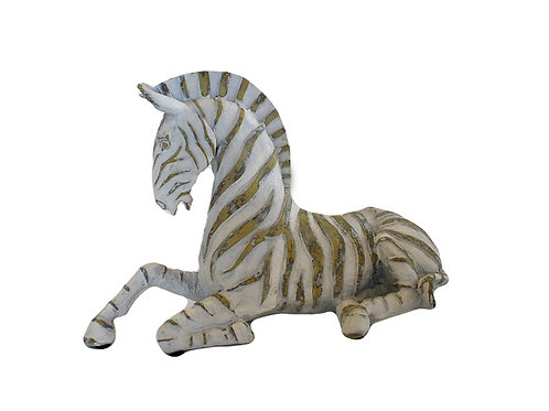 Zebra de Resina