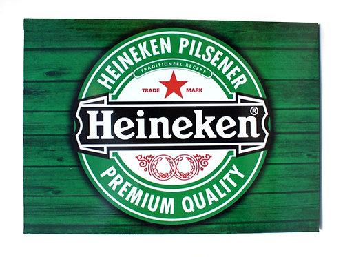 Placa Heinecken