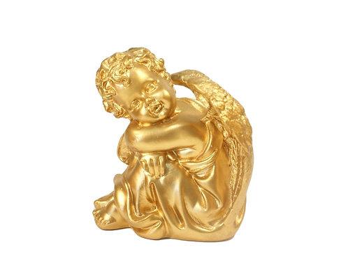 Anjo Dourado Dormindo