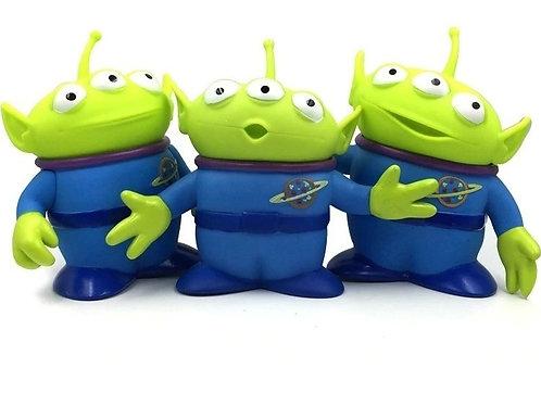 Trio de Aliens Toy Story