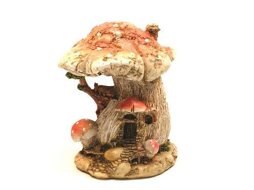 Cogumelo em Resina