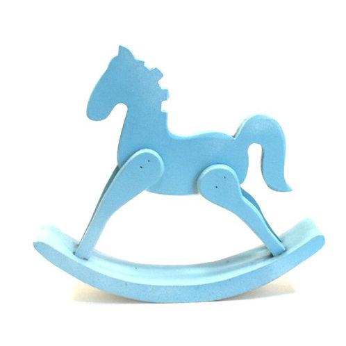 Cavalinho Baby Azul