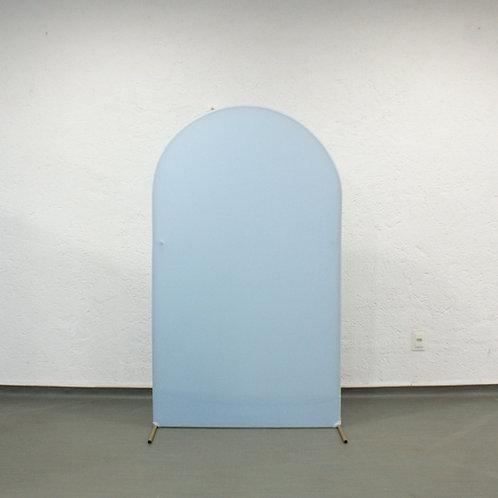 Arco Romano Azul Bebê