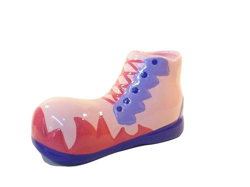 Sapato de Palhaço Lilás