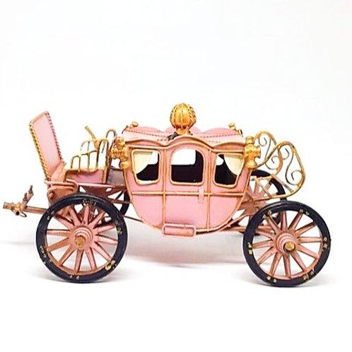 Carruagem Rosa