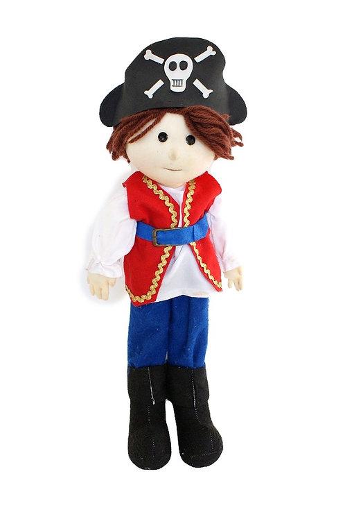 Boneco Pirata