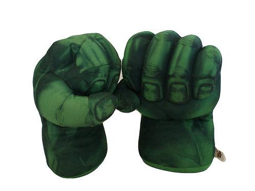 Par de Luvas Hulk