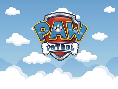 Painel Patrulha Canina
