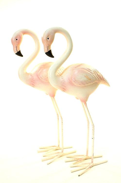 Casa de Flamingos Resina