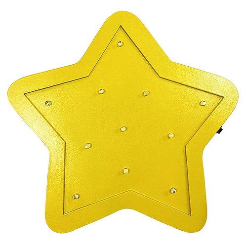 Luminoso Estrela Amarela