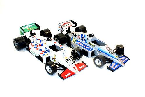Carrinhos de Fórmula 1