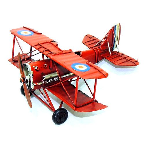Avião Vermelho P