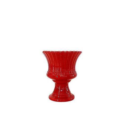 Vaso Vermelho P