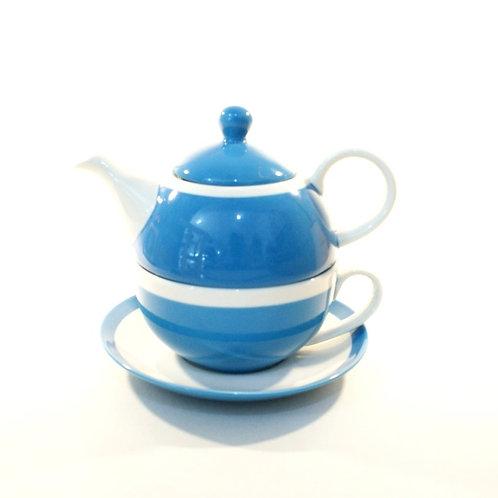 Conjunto de Chá Azul