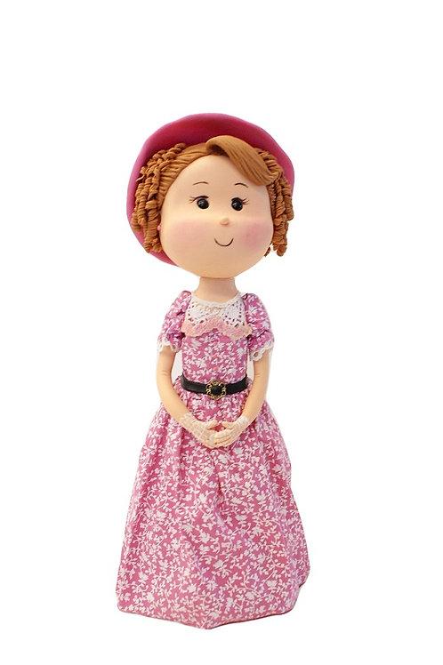 Boneca Irmã Rosa