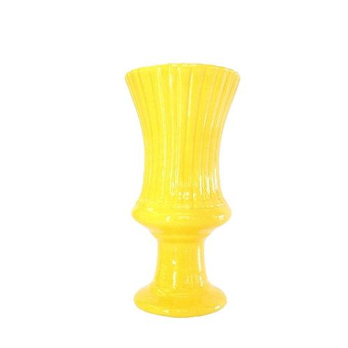 Vaso Amarelo Gema G