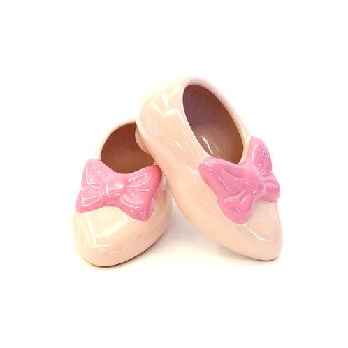 Par de Sapatinho Pink Minnie