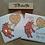 Thumbnail: Personalised hedgehog card