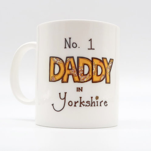 No 1 Daddy in Yorkshire Cup