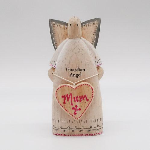 Mum Wooden Guardian Angel