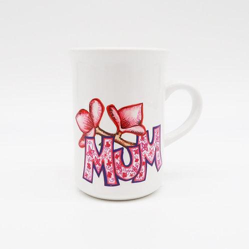 Curled Rim Mum Cup