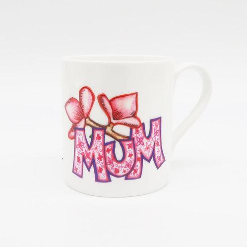 Small Mum China Cup