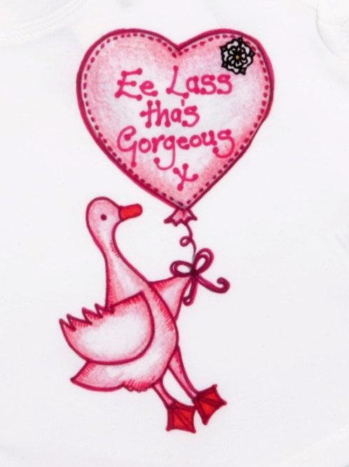 Ee Lass tha's Gorgeous Baby Organic T-shirt
