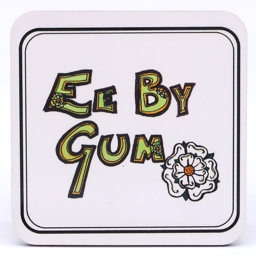 Ee By Gum Yorkshire Coaster